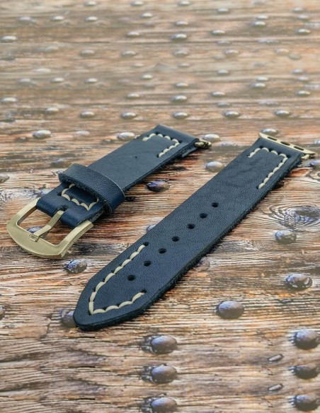 Handmade Leather Iwatch Strap
