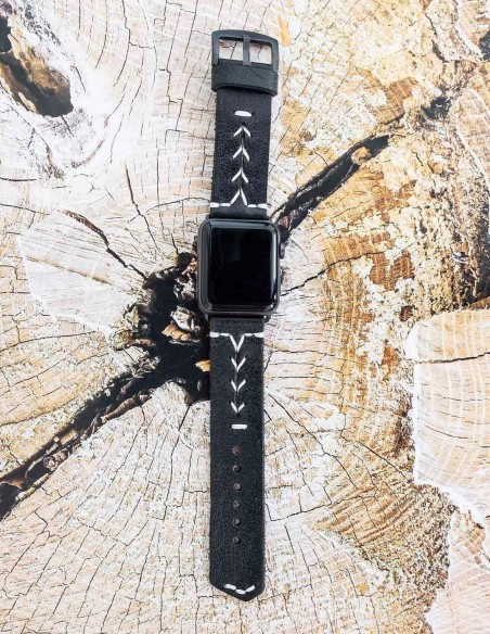 Apple Watch Band Black 44mm, 42mm, 40mm, 38mm