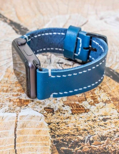 Apple Watch Band Blue 44mm, 42mm, 40mm, 38mm