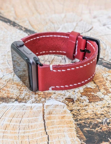 Apple Watch Band Red 44mm, 42mm, 40mm, 38mm