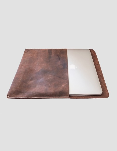 Handmade Macbook Leather Case, Macbook Pro Retina 12 13 15 inch